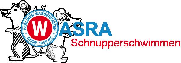 WASRA_Schnupperschwimmen