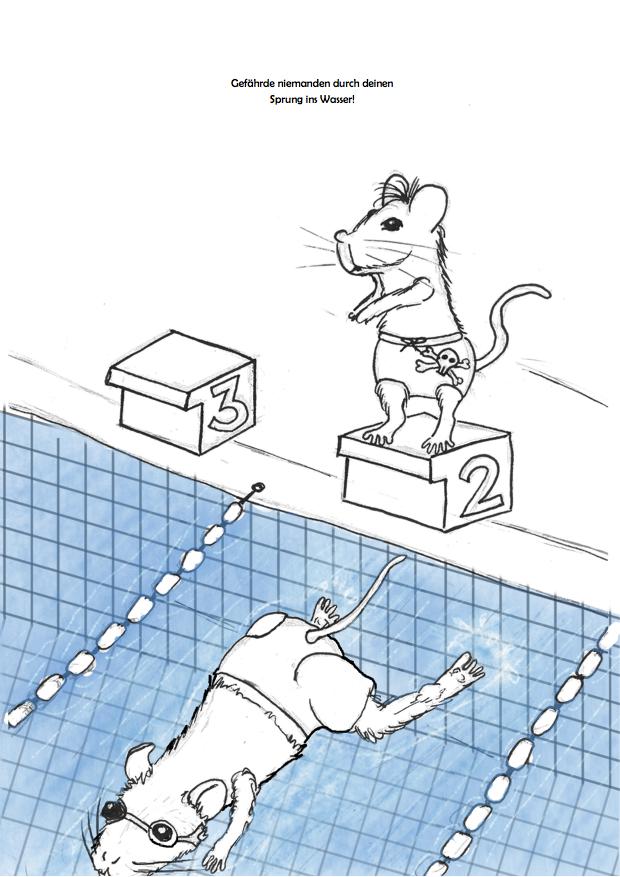Baderegeln Gefaehrdung