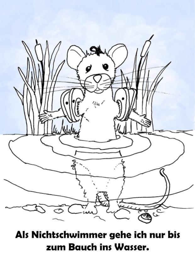 Baderegeln Nichtschwimmer