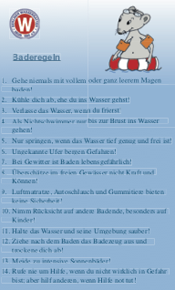 WASRA_Baderegeln